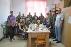 Działalność mandatowa PKW EUFOR 12