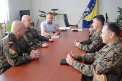 Działalność mandatowa PKW EUFOR 13