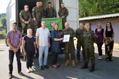 Działalność mandatowa PKW EUFOR 5