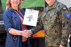 Działalność mandatowa PKW EUFOR 6
