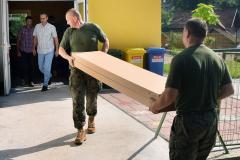 Działalność mandatowa PKW EUFOR 7